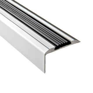 Trapneus Pro End INS aluminium geanodiseerd incl. inlage 270 cm